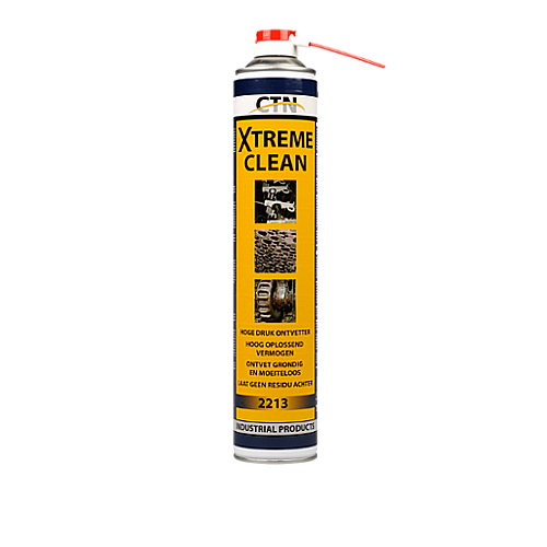 XTREME CLEAN – ONTVETTER